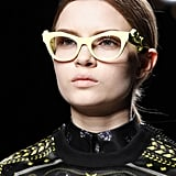 Givenchy Fall 2011 Panther Glasses