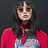 LA Hair Trend: Bangs