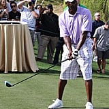 When Michael Jordan Proved Lilac Was Most Definitely His Color, Too