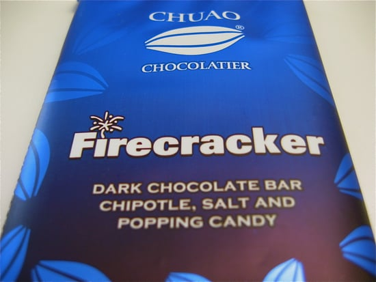 Taste Test: Chuao Firecracker Chocolate Bar