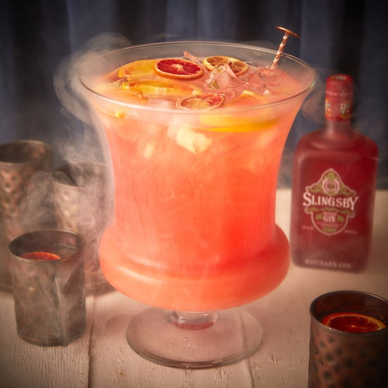 Halloween Punch Cocktail Recipes