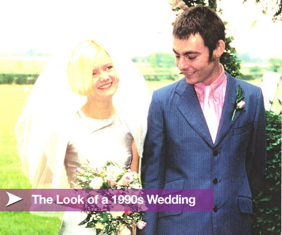 Pictures From 1990s Weddings