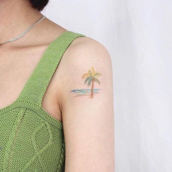 56 Palm Tree Tattoo Ideas