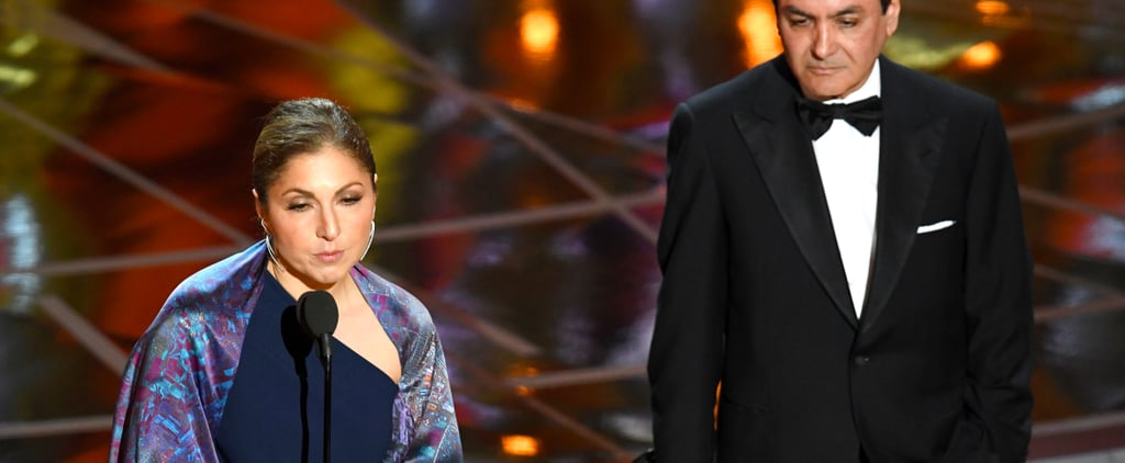 How This Iranian Director Delivered a Powerful Oscars Speech Even Though He Wasn't There