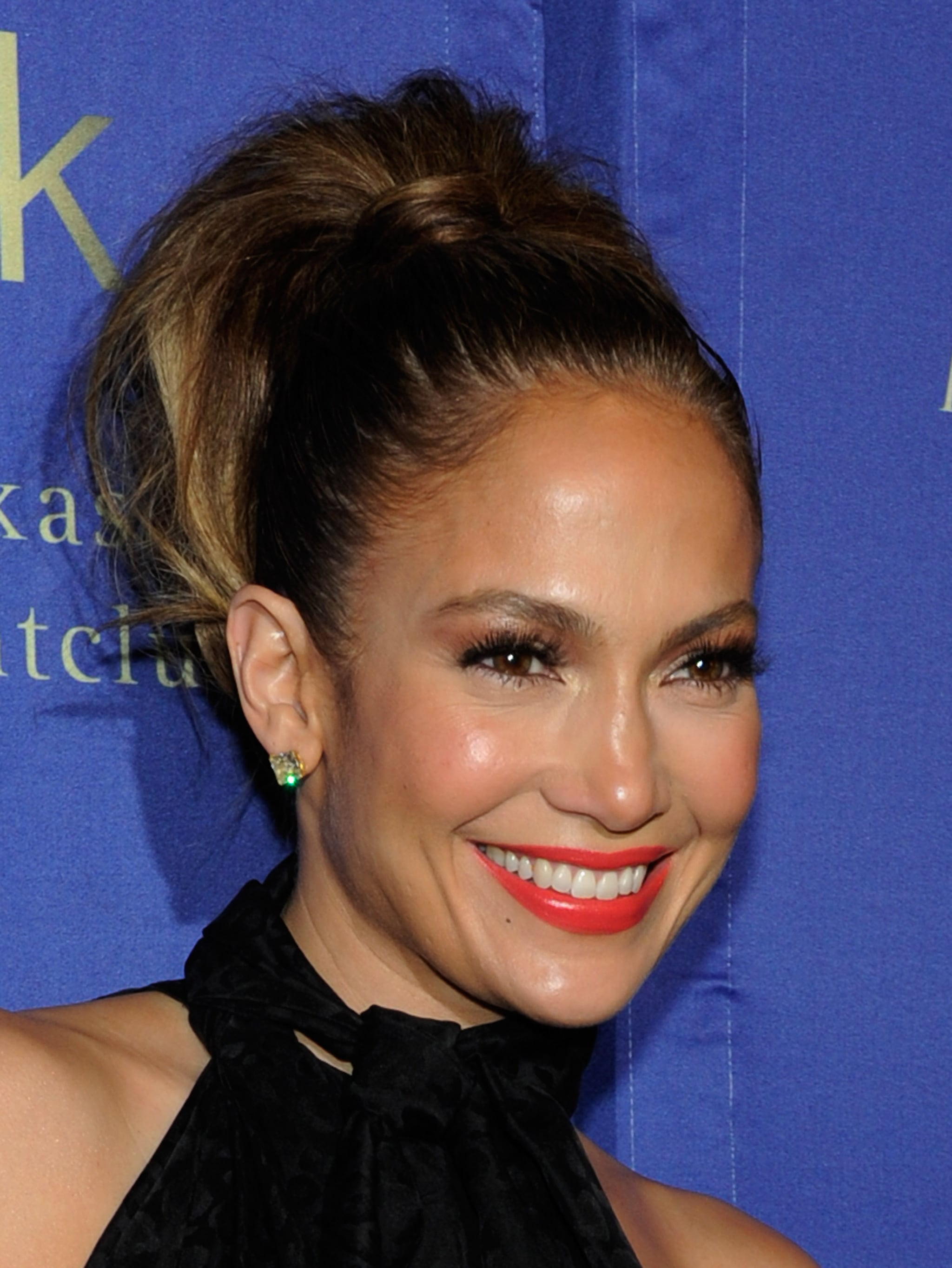J Lo and Casper Sizzle in Sin City at a Nightclub Opening
