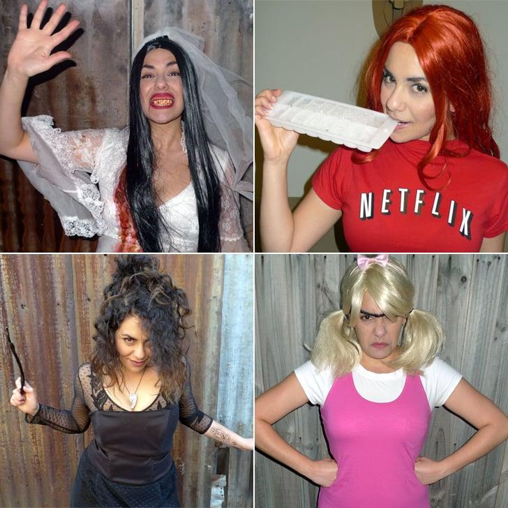 Theme Me Halloween Costume Ideas