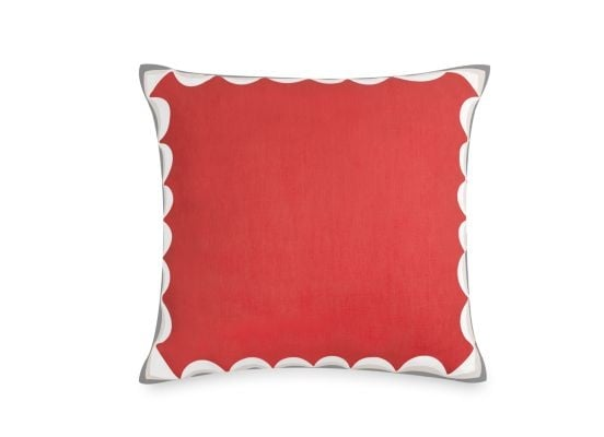 These Kate Spade decorative pillows ($40) would liven up the futon in my guest room. — Annie Scudder, editor