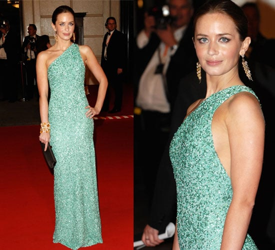 BAFTA Awards: Emily Blunt