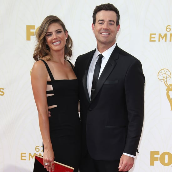 Carson Daly Marries Siri Pinter 2015