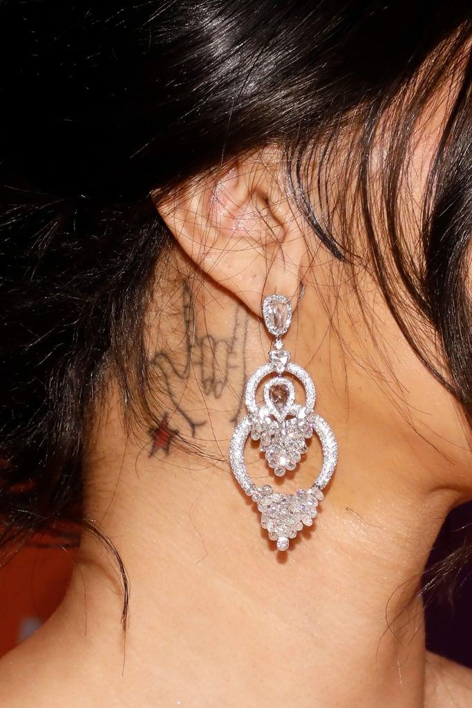 Cardi B's I Love You Tattoo