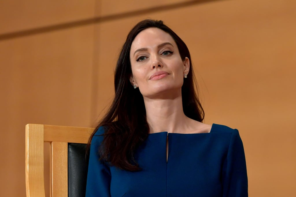 Angelina Jolie at United Nations in Switzerland March 2017