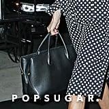 Amal Clooney Polka Dot Dress September 2018