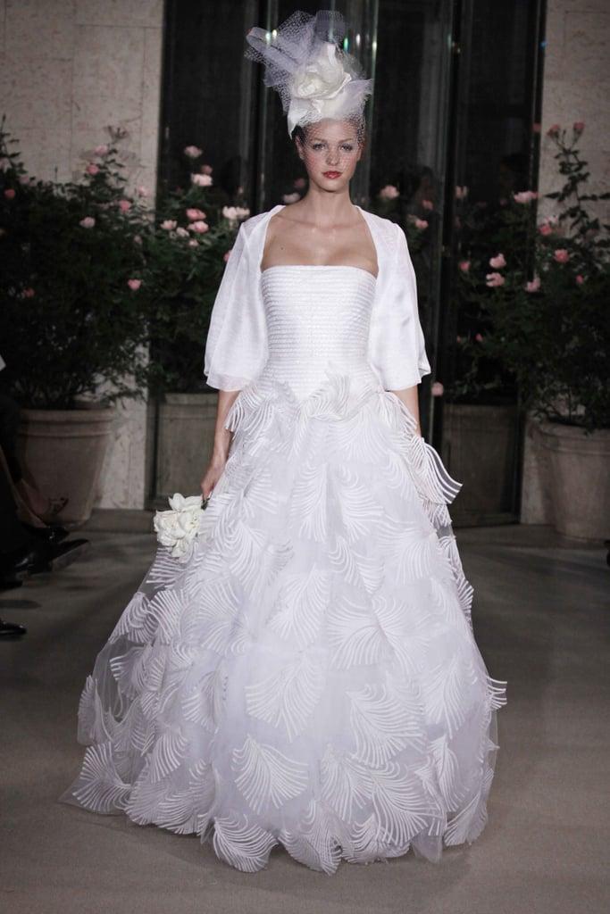 New York Bridal Market: Oscar de la Renta Spring 2010