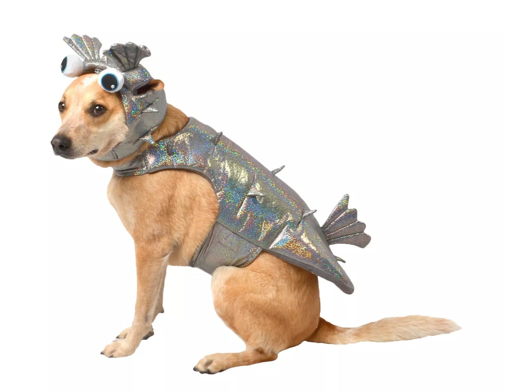 Puffer Fish Dog Costume