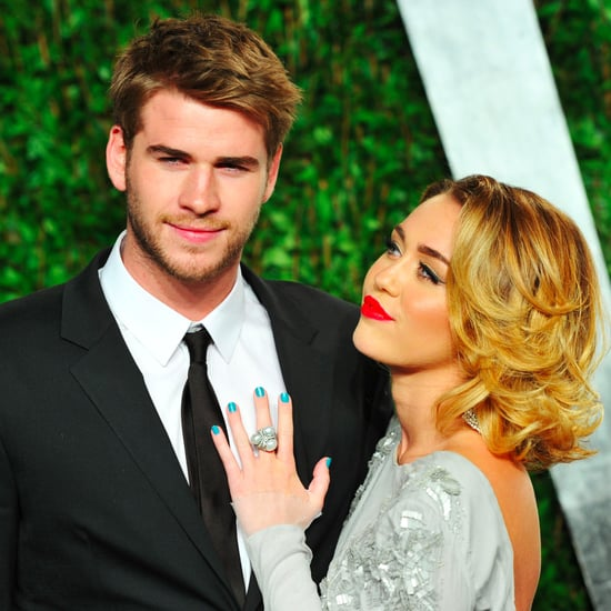 Miley Cyrus Talks About Liam Hemsworth May 2017