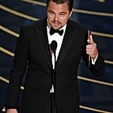 Leonardo DiCaprio Finally Won
