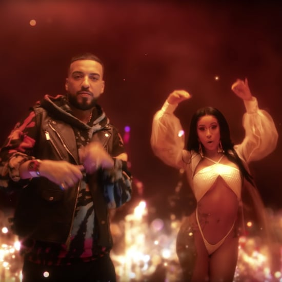 "Cardi B, French Montana's ""Writing on the Wall"" Music Video"