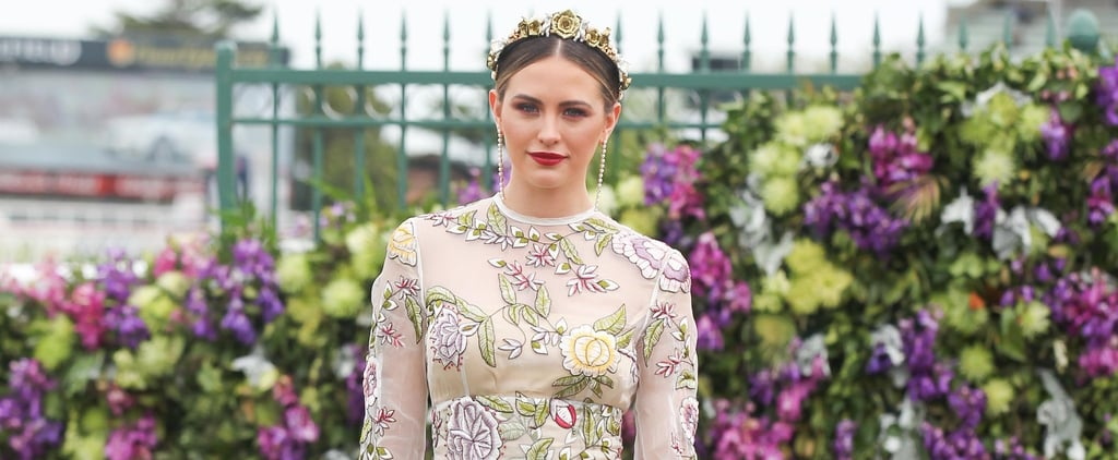 Jesinta Campbell Shares Her Best Style and Beauty Tips For the Races