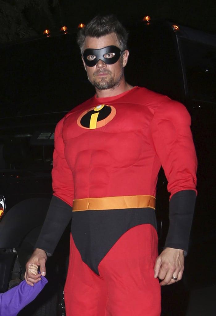 Josh Duhamel as Mr. Incredible