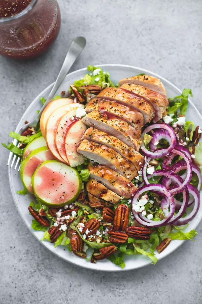 Autumn Harvest Chicken Breast Salad