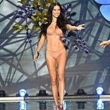 As For Who Else Will Be Walking in the Show? There's Adriana Lima