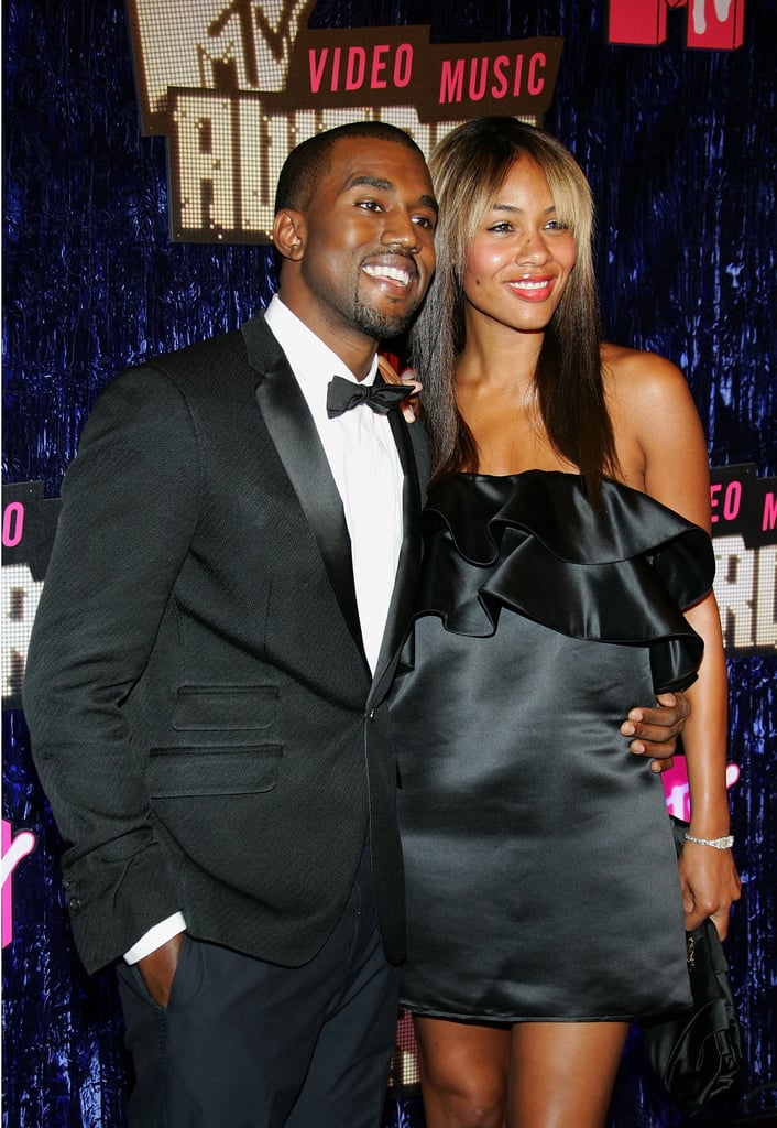 Kanye West and Alexis Phifer, 2007