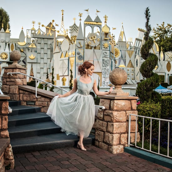 Disney Princess Solo Photo Shoot