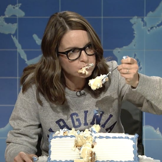Tina Fey on Weekend Update: Sheetcaking Against Nazis, Trump