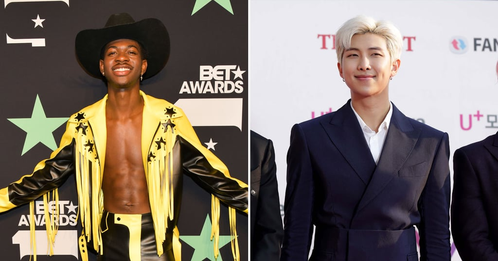 Lil Nas X and BTS' RM Team Up For Seoul Town Road Remix