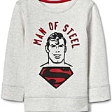 Gap DC Superhero Crew Sweatshirt