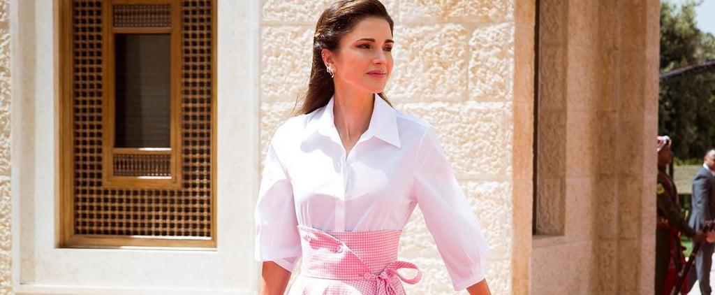 50 صورة من أروع إطلالات الملكة رانيا على مر العصور 2020