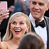 Reese Witherspoon's Baby Pink Phone Case
