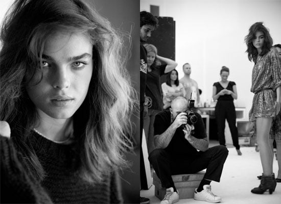 Bambi Northwood-Blyth For Tony Bianco - See Behind The Scenes of the A/W 2011 Campaign