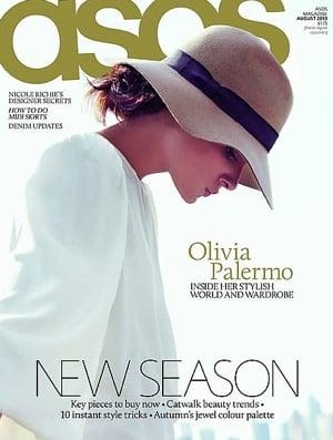 Olivia Palermo for ASOS Magazine