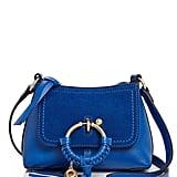 See by Chloe Joan Mini Leather & Suede Hobo Handbag