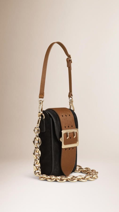 Burberry The Belt Bag Oblong in Suede ($1,295)