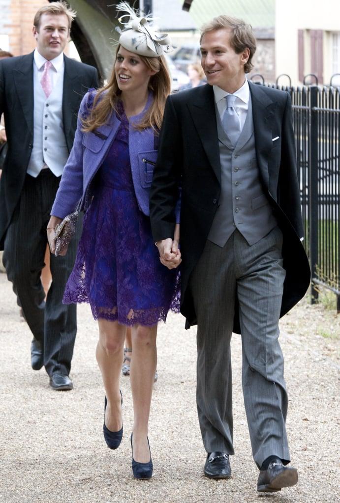 the wedding of sam waleycohen and annabel ballin