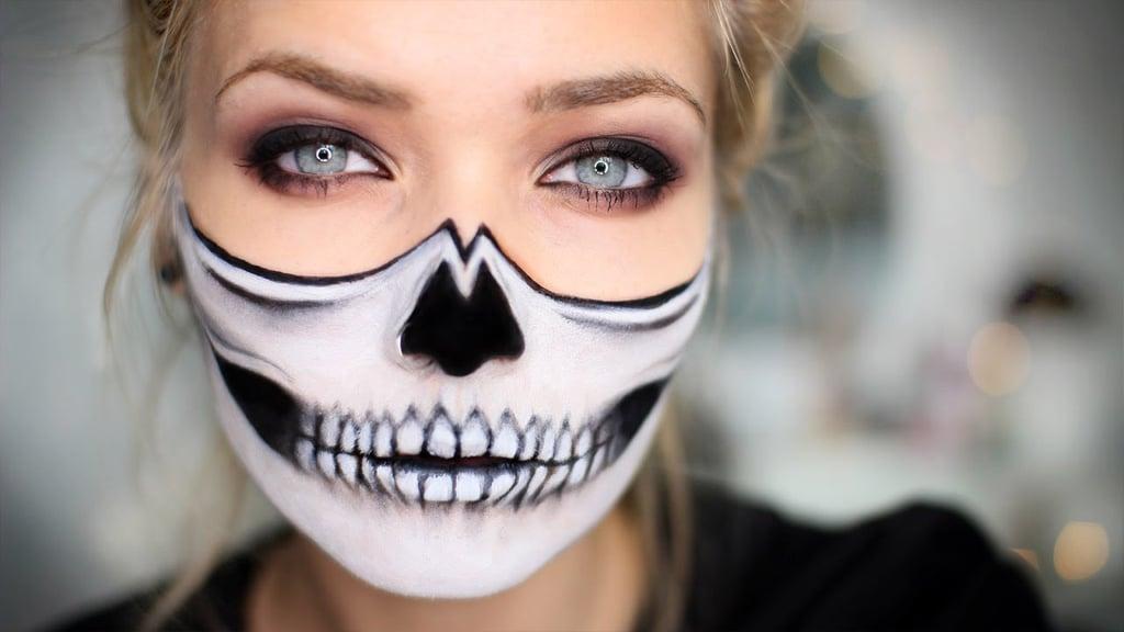 Half Skull — @Roxxsaurus