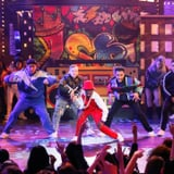 Caleb McLaughlin Impersonates LL Cool J With Shirtless Body Rolls on Lip Sync Battle