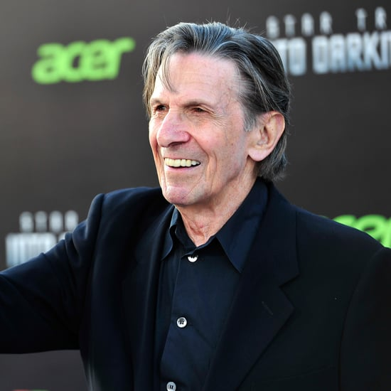 Star Trek Actor Leonard Nimoy Dead Aged 83
