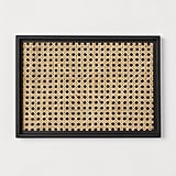 H&M Tray With Rattan