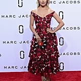 The Stars Walked the Red Carpet in Marc Jacobs Designs
