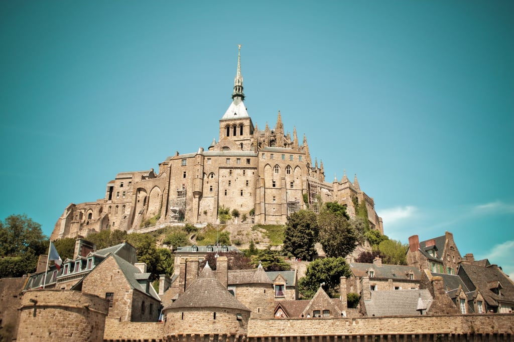 Mont Saint-Michel, France
