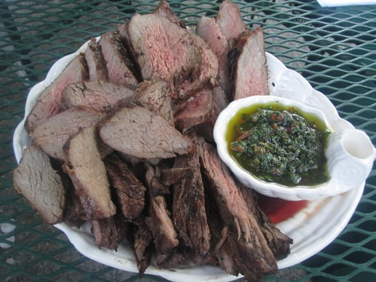Tri-Tip With Chimichurri Recipe