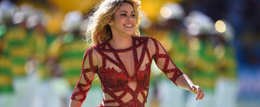 What Is Shakira's Diet?
