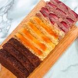 TikTok's 2-Ingredient Ice Cream Bread Recipe With Photos