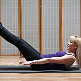 Upper Abs: Pilates 100s