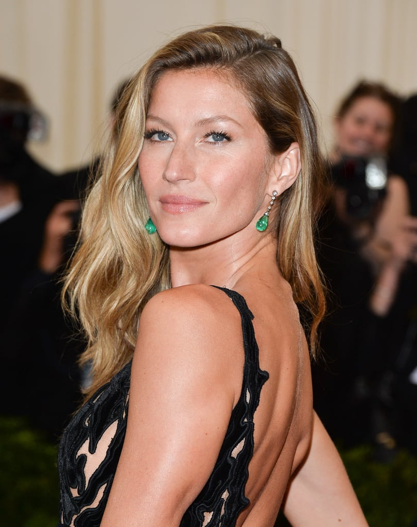 Gisele Bündchen  Met Gala 2014 Shoes And Jewelry  Popsugar Fashion Photo 2
