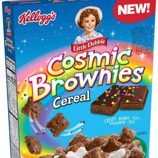 Kellogg's and Little Debbie's Cosmic Brownie Cereal