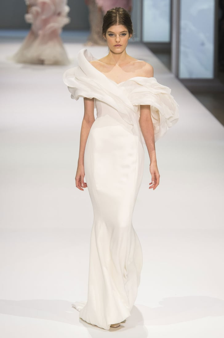 Ralph russo haute couture spring 2015 wedding dresses for Haute couture garments